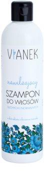 Vianek Moisturising шампунь для сухого та нормального волосся зі зволожуючим ефектом