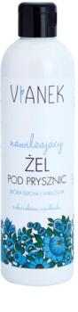 Vianek Moisturising sprchový gel s hydratačním účinkem