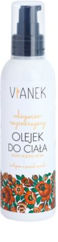 Vianek Nutritious óleo corporal regenerador com efeito nutritivo