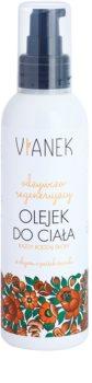Vianek Nutritious відновлююча олійка для тіла з поживною ефекту