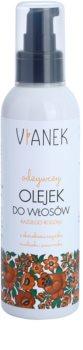 Vianek Nutritious óleo regererador para cabelo com efeito nutritivo