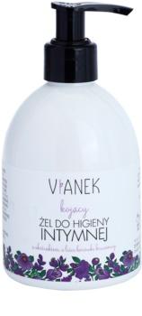 Vianek Soothing gel pentru igiena intima pentru utilizarea de zi cu zi