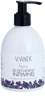 Vianek Soothing Intimate hygiene gel For Everyday Use