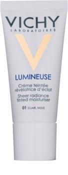 Vichy Lumineuse posvetlitvena tonirana krema za normalno do mešano kožo