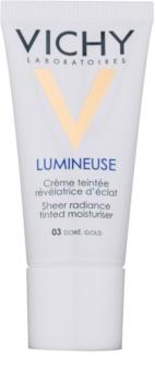 Vichy Lumineuse crème teintée éclat pour peaux normales à mixtes