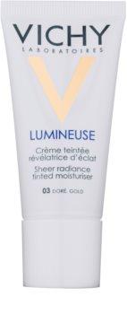 Vichy Lumineuse роз'яснюючий тонуючий крем для нормальної та змішаної шкіри