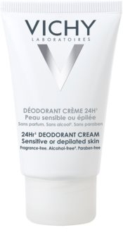 Vichy Deodorant Antiperspirant Cream For Sensitive Skin