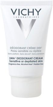 Vichy Deodorant desodorizante cremoso para pele sensível