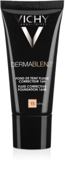 Vichy Dermablend fond de teint correcteur avec facteur de protection UV