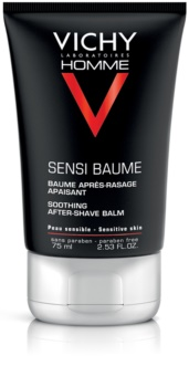 Vichy Homme Sensi-Baume After Shave Balm for Sensitive Skin