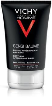 Vichy Homme Sensi-Baume balsam după bărbierit pentru piele sensibila
