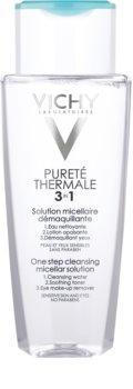 Vichy Pureté Thermale oczyszczający płyn micelarny 3 w 1