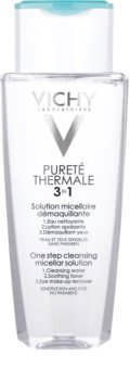 Vichy Pureté Thermale Rengörande micellärt vatten 3-i-1