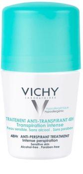 Vichy Deodorant Antitranspirant Roll-On tegen Overmatig Transpireren