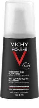 Vichy Homme Deodorant spray dezodor az erőteljes izzadás ellen