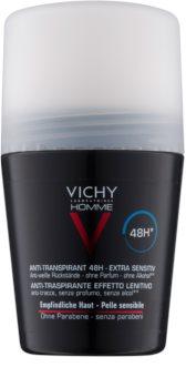 Vichy Homme Deodorant Anti - Perspirant Deodorant, Sensitive Skin