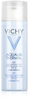 Vichy Aqualia Thermal UV creme hidratante e apaziguador