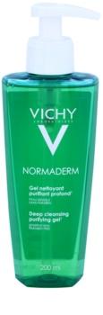 Vichy Normaderm żel głęboko oczyszczający do skóry z niedoskonałościami