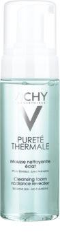 Vichy Pureté Thermale Reinigungsschaum zur Verjüngung der Gesichtshaut