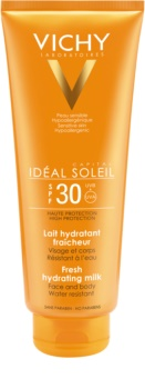 Vichy Idéal Soleil Capital zaščitno mleko za telo in obraz SPF 30