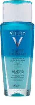 Vichy Pureté Thermale dwufazowy płyn do demakijażu do wrażliwych oczu