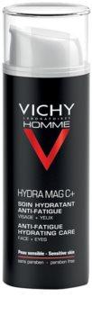 Vichy Homme Hydra-Mag C Moisturising Anti-Fatigue Eye and Face Treatment