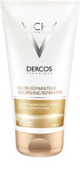Vichy Dercos Nutri Reparateur vyživující kondicionér pro suché a poškozené vlasy