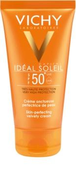 Vichy Idéal Soleil Capital ochranný krém pro sametově jemnou pleť SPF50+