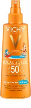 Vichy Idéal Soleil Capital spray protettivo delicato per bambini SPF 50+