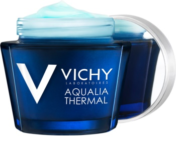 Vichy Aqualia Thermal Spa Intensief Hydraterende Nachtverzorging   tegen Tekenen van Vermoeiheid