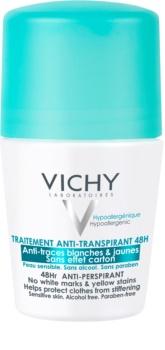 Vichy Deodorant кульковий антиперспірант проти білих і жовтих плям