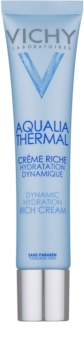 Vichy Aqualia Thermal Rich Nourishing Moisturizing Day Cream for Dry and Very Dry Skin