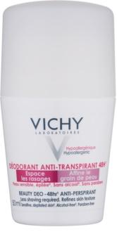 Vichy Deodorant desodorizante roll-on para a redução do crescimento dos pêlos