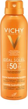 Vichy Capital Soleil neviditelný hydratační sprej SPF50