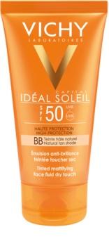 Vichy Idéal Soleil Capital crema BB matifianta SPF 50