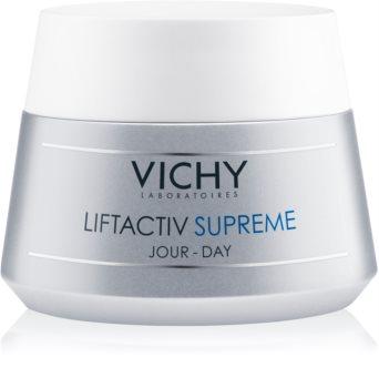 Vichy Liftactiv Supreme  κρέμα  ημέρας ανύψωσης για κανονική έως μικτή επιδερμίδα