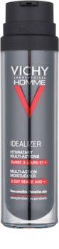 Vichy Homme Idealizer crema hidratanta pentru față și barbă