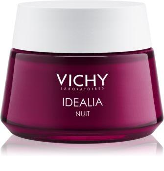 Vichy Idéalia regenerační noční lehký balzám