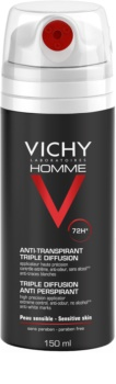 Vichy Homme Deodorant spray anti-transpirant 72h