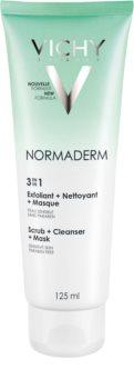 Vichy Normaderm cuidado de limpeza para pele oleosa e problemática