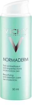 Vichy Normaderm crema fluida hidratanta importiva imperfectiunilor pielii 24 de ore