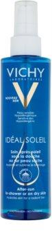 Vichy Idéal Soleil óleo para a pele seca depois de um banho no mar