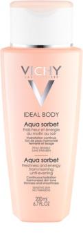 Vichy Ideal Body зволожуючий сорбет для тіла