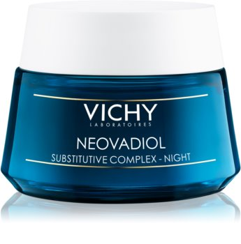 Vichy Neovadiol Compensating Complex noćna krema za preoblikovanje s trenutnim učinkom za sve tipove lica