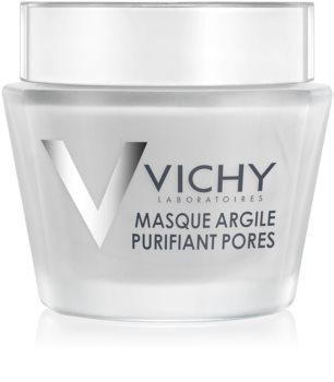 Vichy Mineral Masks mascarilla facial limpiadora de arcilla