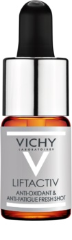 Vichy Liftactiv Fresh Shot antyoksydacyjna pielęgnacja dzienna przeciw wczesnym oznakom starzenia się skóry