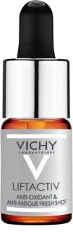 Vichy Liftactiv Fresh Shot tratamento antioxidante intensivo contra os sinais de fadiga da pele