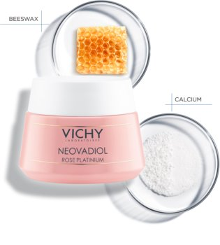 Vichy Neovadiol Rose Platinium Aufhellende und stärkende Tagescreme für reife Haut