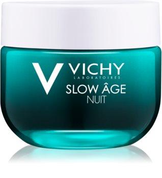 Vichy Slow Âge tratament de noapte cu efect de restaurare și de oxigenare