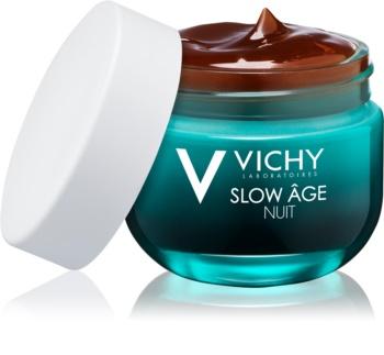 Vichy Slow Âge tratamiento de noche restaurador y oxigenante